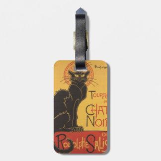 Le Chat Noir Bag Tag