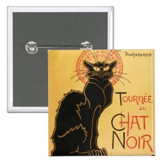 Le Chat Noir Button