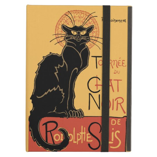 Le Chat Noir by Steinlen Cover For iPad