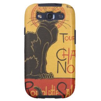 Le Chat Noir Samsung Galaxy S3 Case