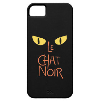 Le Chat Noir in the Dark iPhone 5 Covers