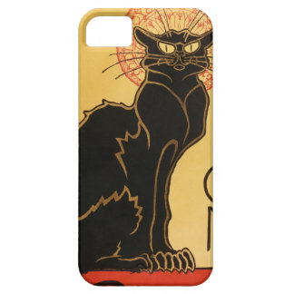 Le Chat Noir iPhone 5 Case