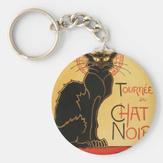 Le Chat Noir Key Chain
