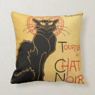 Le Chat Noir Pillow