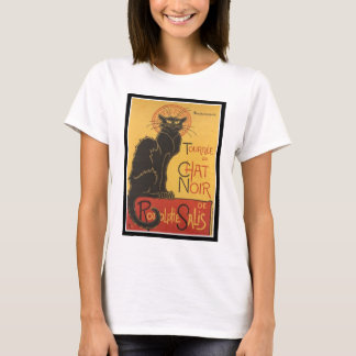 LE CHAT NOIR PRINT T-Shirt