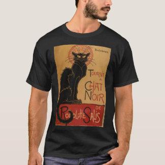 Le chat Noir - Steinlen T-Shirt
