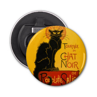 Le Chat Noir The Black Cat Art Nouveau Vintage
