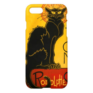Le Chat Noir The Black Cat iPhone 7 Case