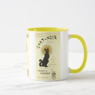 Le Chat Noir The Black Cat Mug