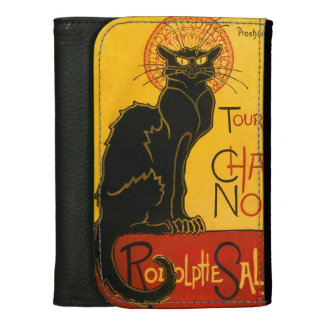 Le Chat Noir The Black Cat Wallets