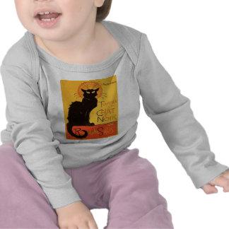 Le Chat Noir T Shirts