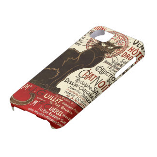 Le Chat Noir, Vente Hôtel Drouot iPhone 5 Covers