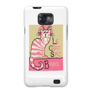 Le Chat Sac Samsung Galaxy S2 Cover