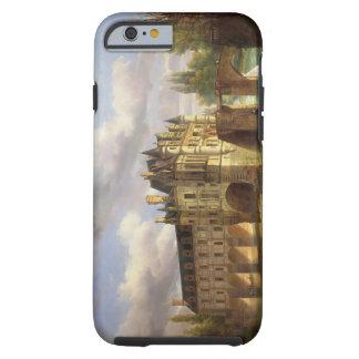 Le Chateau de Chenonceau, 1843 (oil on canvas) iPhone 6 Case