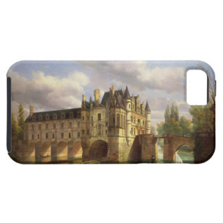 Le Chateau de Chenonceau, 1843 (oil on canvas) iPhone 5 Case