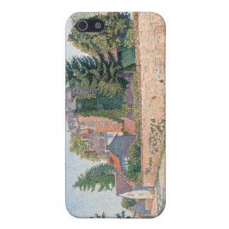 Le Chateau de Comblat - Paul Signac iPhone 5/5S Cover
