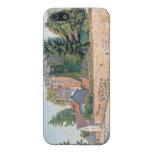 Le Chateau de Comblat - Paul Signac iPhone 5/5S Case