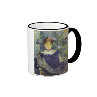 Le Corsage Noir Ringer Mug