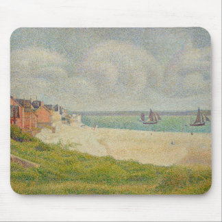 Le Crotoy looking Upstream, 1889 Mouse Mat