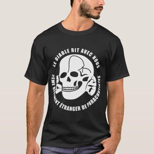 Le diable rit avec nous T-Shirt