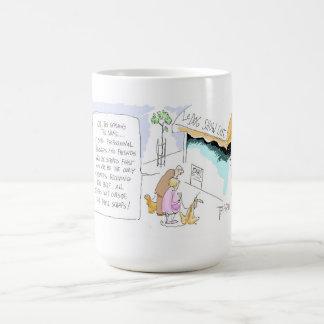 Le DOG SHOW CAFE Mug