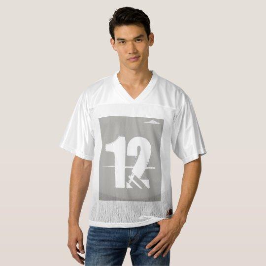 Le Fin Jersey 12 White