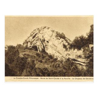 Le Franche Comte, La Faucille, Postcard