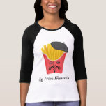 Le French Fries from France Tee Shirts