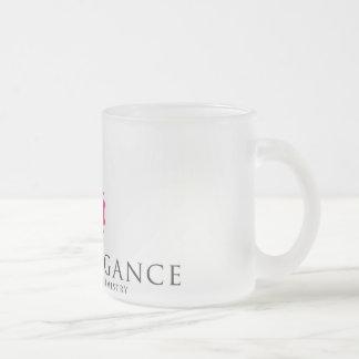 LE Frosted Beverage Mug.