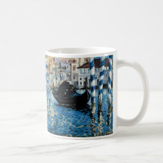 Le Grand Canal à Venise - Edouard Manet Coffee Mug
