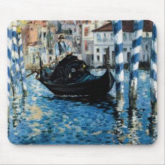 Le Grand Canal à Venise - Edouard Manet Mouse Pad