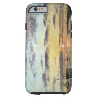 Le Havre, 1889 (oil on canvas) iPhone 6 Case