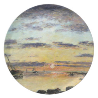 Le Havre, 1889 (oil on canvas) Plate