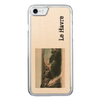 Le Havre beach France Carved iPhone 8/7 Case