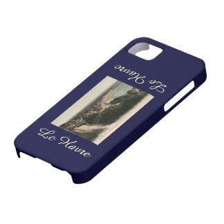 Le Havre beach France Case For The iPhone 5