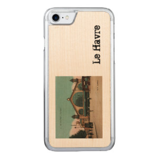 Le Havre La Gare railway station France Carved iPhone 8/7 Case