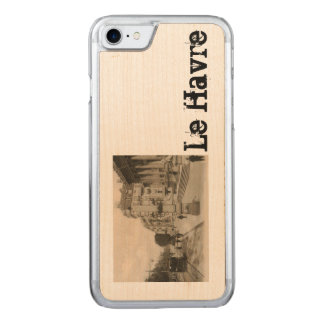 Le Havre - Le Palais de justice Carved iPhone 7 Case