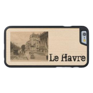 Le Havre - Le Palais de justice Carved® Maple iPhone 6 Slim Case