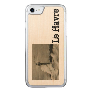 Le Havre Lighthouse 1920 replica Carved iPhone 7 Case