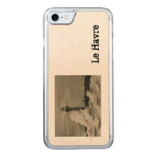 Le Havre Lighthouse 1920 replica Carved iPhone 8/7 Case