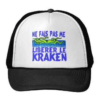 Le Kraken Trucker Hats