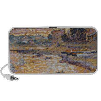 Le Lavandou, c.1908-09 (oil on canvas) Speaker System