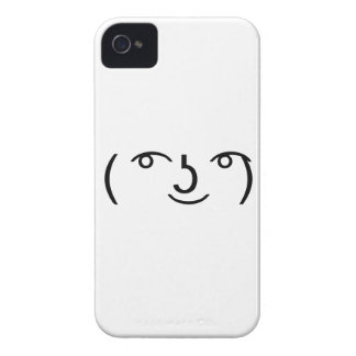 Le Lenny Face iPhone 4 Cases