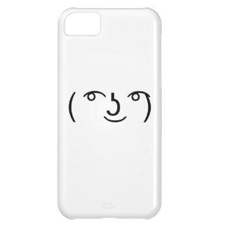Le Lenny Face iPhone 5C Case