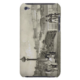 Le Louvre, engraved by Auguste Bry (engraving) iPod Touch Cases