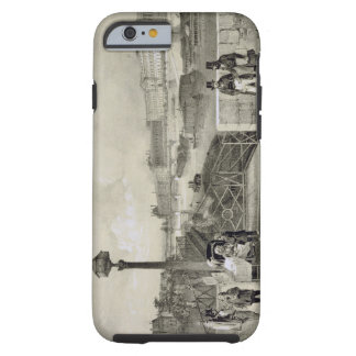 Le Louvre, engraved by Auguste Bry (engraving) Tough iPhone 6 Case