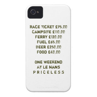 Le Mans iPhone Case