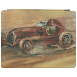 Le Mans Racecar by Ethan Harper iPad Cover