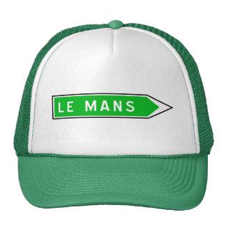 Le Mans, Road Sign, France Cap