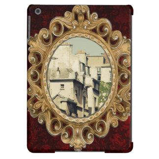Le Marais in Paris, France, Idyllic Architecture Cover For iPad Air